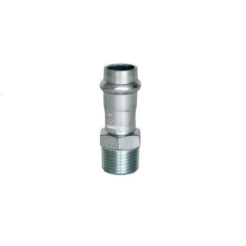 Carbon Nypel przejściowy GZ 22 mm x 3/4