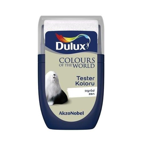 Farba Dulux Kolory Świata ogród zen 0,03l