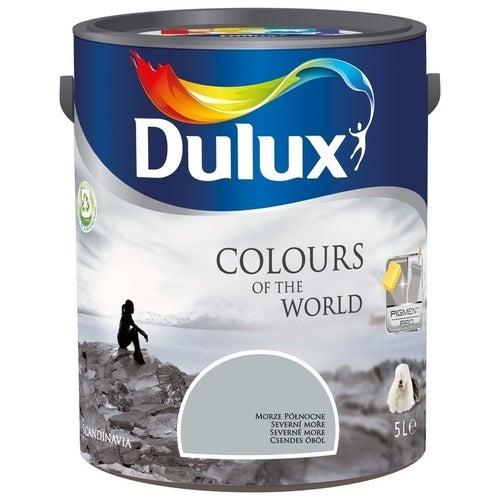 Farba Dulux Kolory Świata morze północne 5l