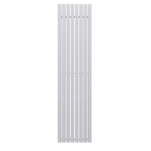 Grzejnik dekoracyjny TRP 160x39 cm, biały