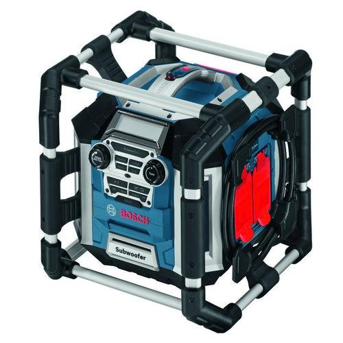 Radio budowlane 14,4/18V GML 50 PRO Bosch / bez aku