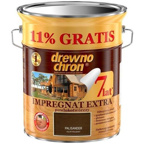 Impregnat Drewnochron Extra palisander 4,5+11%l
