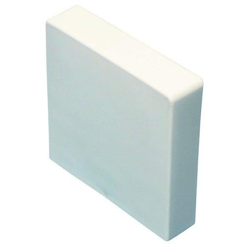 Zakończenie ZAK 18x50mm UV białe