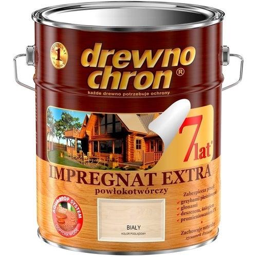 Impregnat Drewnochron Extra biały 9l