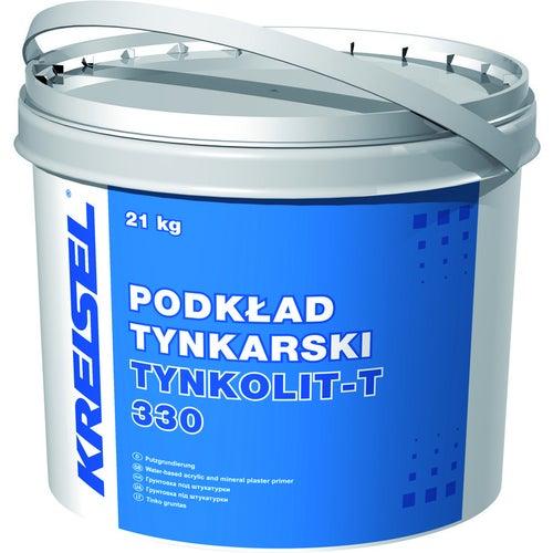 Podkład pod tynki mineralne Kreisel Tynkolit-T 330 21 kg, biały