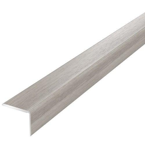 Profil schodowy PS2K 1200x25mm Dąb Biały