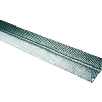 Profil do suchej zabudowy sufitowy przyścienny UD27 Budmat 28.2/26x3000 mm, 0.5 mm