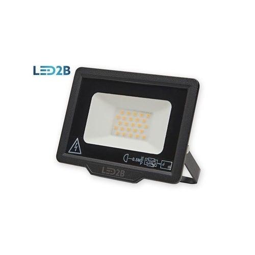 Naświetlacz MH LED 20W 1600lm 6000K IP65