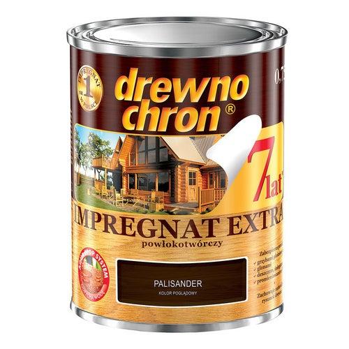 Impregnat Drewnochron Extra palisander 0,75l