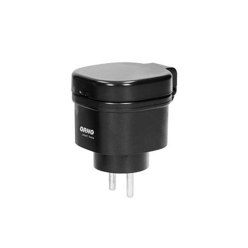 Gniazdo sieciowe zewnętrzne ORNO Smart home 2P+Z 3000W IP44