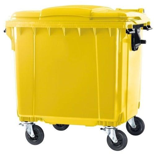 Pojemnik MGB 1100 l żółty