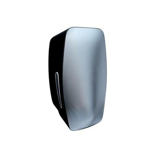 Dozownik mydła w płynie Merida Mercury z tworzywa ABS o poj. 800 ml, czarny, DMC101