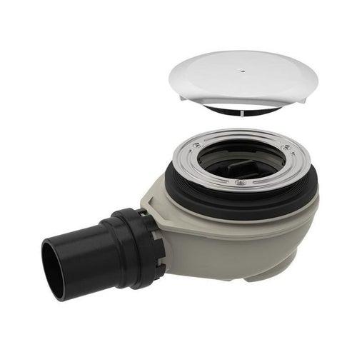 Syfon brodzikowy Uniflex 90 mm chrom