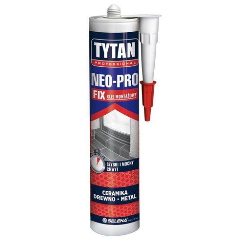Klej montażowy Tytan Neo-Pro Fix 290 ml