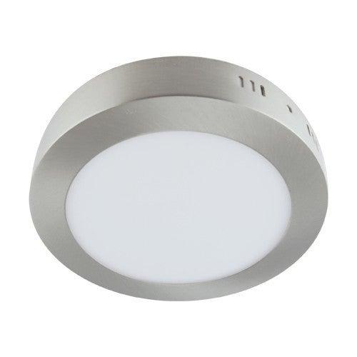 Oprawa sufitowa Martin LED 12W 1080lm 4000K IP20 matowy chrom