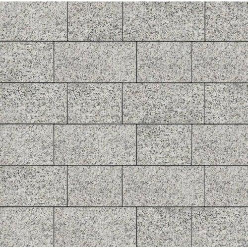 Kostka brukowa Certus System 15 jasnoszary granit gr. 6 cm płukana wym.15x20 / 15x30 cm, 9,6 m2/pal