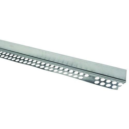 Półnarożnik aluminiowy perforowany 2.5 m