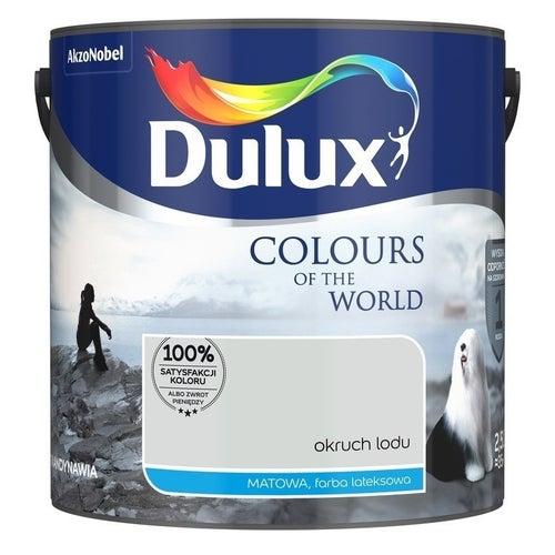 Farba Dulux Kolory Świata okruch lodu 2,5l