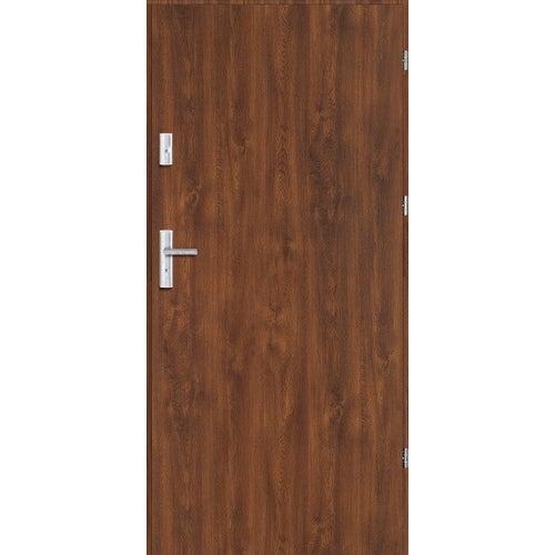 Drzwi wejściowe Vivo 90 cm, prawe, orzech