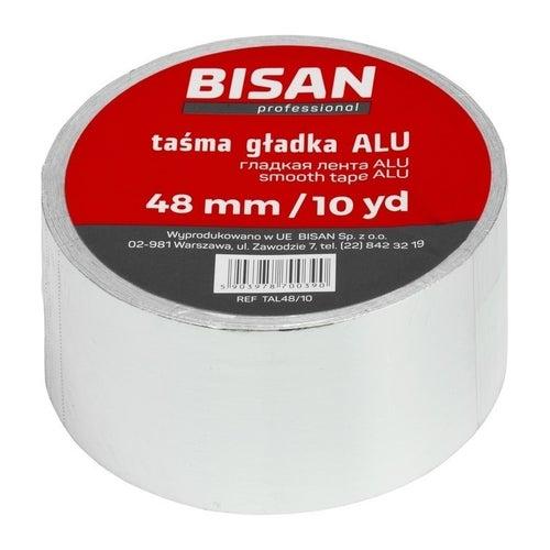 Taśma aluminiowa gładka 48 mm/10 yd