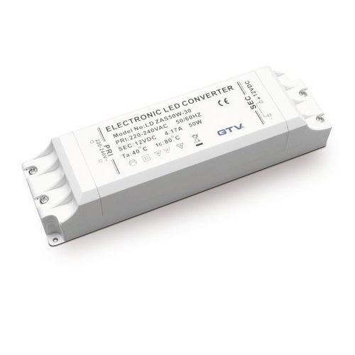 Zasilacz LED 50W 230VAC/12VDC IP20