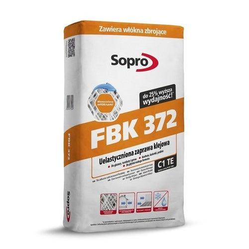 Zaprawa Klejowa FBK372 Sopro 20 kg