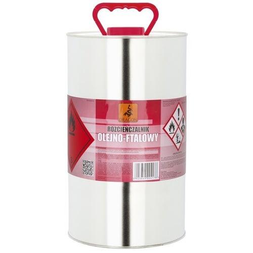 Rozcieńczalnik olejno-ftalowy Dragon 5l