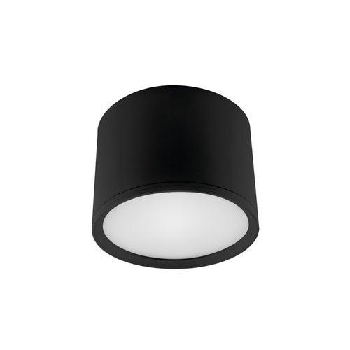 Oprawa sufitowa Rolen LED 7W 580lm 4000K czarna
