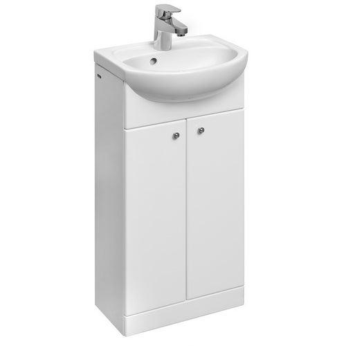 Komplet Aqualino Koło szafka z umywalką 40 cm
