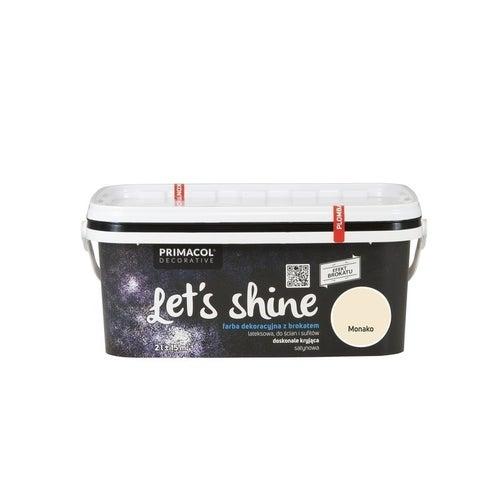 Farba Primacol Let's Shine monako 2l