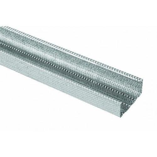 Profil do suchej zabudowy sufitowy przyścienny UD27 Budmat Strong 28.2/26x3000 mm, 0.6 mm