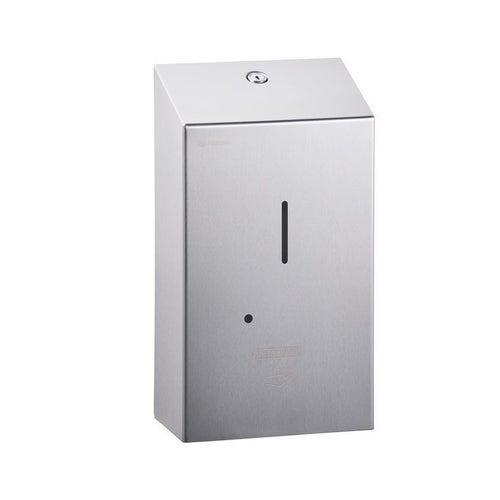 Automatyczny dozownik mydła w pianie Merida Stella, stal matowa, DSM502