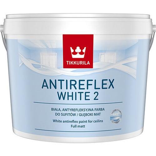 Farba Tikkurila Anti-Reflex White biała 10l