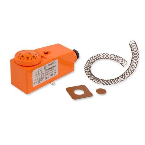 Termostat przylgowy pompy c.o. BRC 20-90°C
