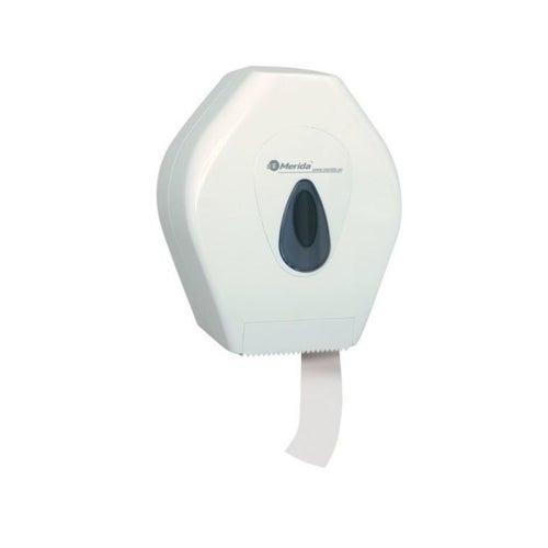 Podajnik na papier toaletowy Top Mini, okienko szare