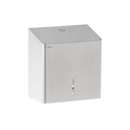 Pojemnik na papier toaletowy Merida Stella R10 Advanced MiniI stal matowa, BSM203