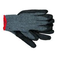 Rękawice z dzianiny i gumy RECO SN, rozm. 10 (XL)