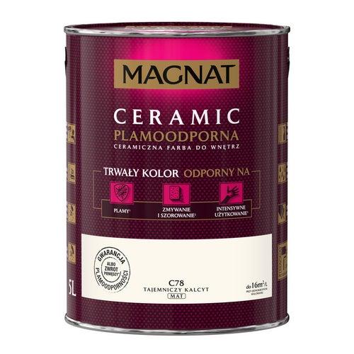 Farba Magnat Ceramic tajemniczny kalcyt 5l